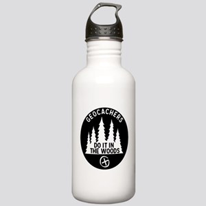Geocachers Do It In Th Stainless Water Bottle 1.0L
