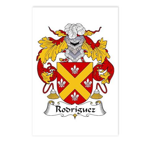 Rodríguez I Postcards (Package of 8)