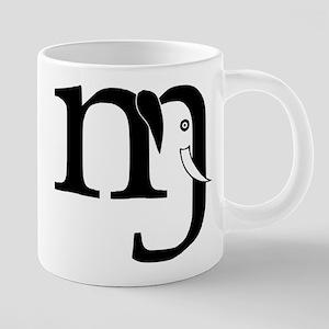 elephamt Stainless Steel Travel Mugs