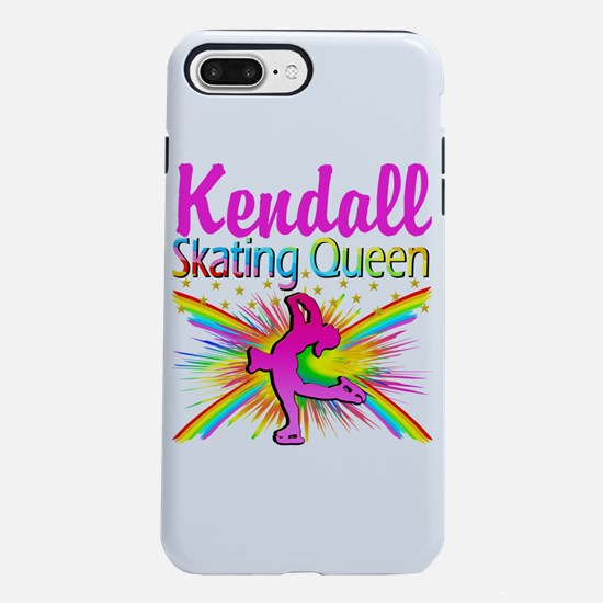 SKATING QUEEN iPhone 8/7 Plus Tough Case