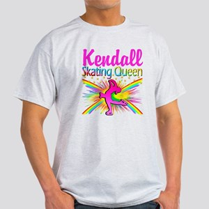 SKATING QUEEN Light T-Shirt