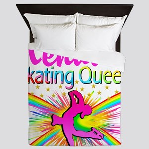 SKATING QUEEN Queen Duvet