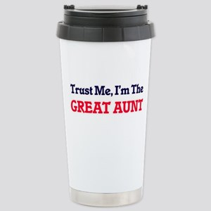 Trust Me, I'm the Great Stainless Steel Travel Mug