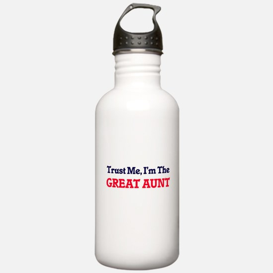 Trust Me, I'm the Grea Water Bottle