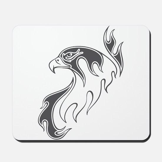 Eagle tattoo design Mousepad