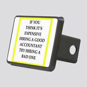 accountant Hitch Cover