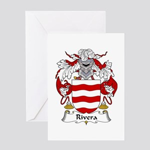 Rivera Greeting Card