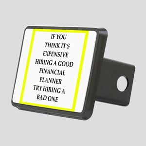 financial planner Hitch Cover