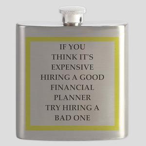 financial planner Flask