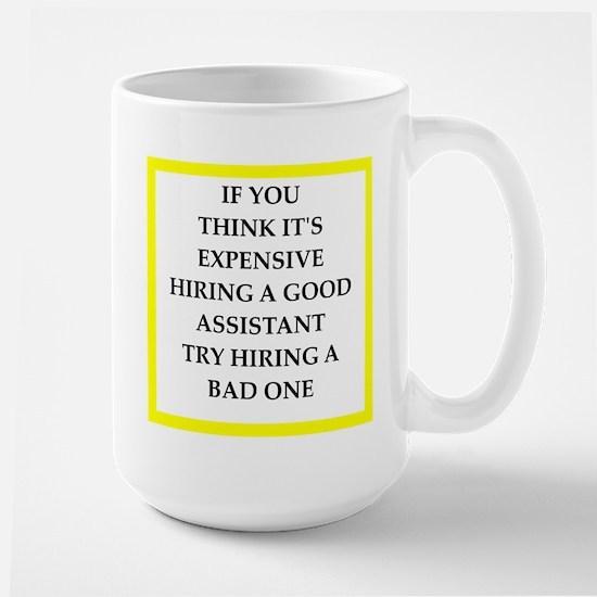 assistant Mugs