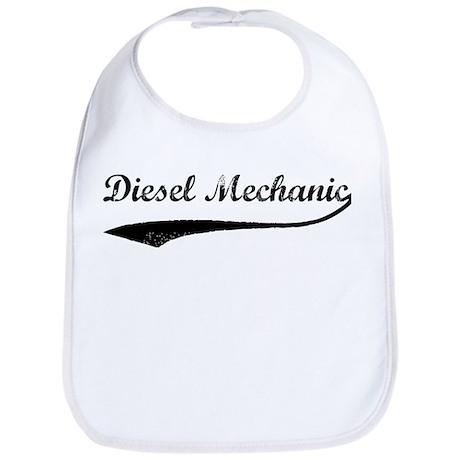 Diesel Mechanic (vintage) Bib
