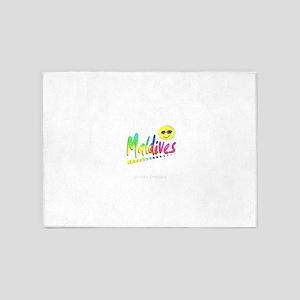 Maldives 5'x7'Area Rug