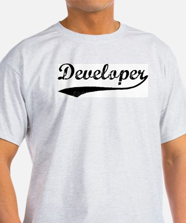 Developer (vintage) T-Shirt