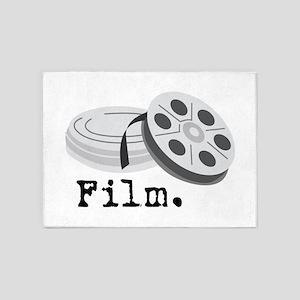 Film 5'x7'Area Rug