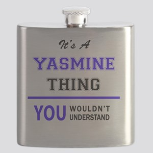 It's YASMINE thing, you wouldn't understand Flask