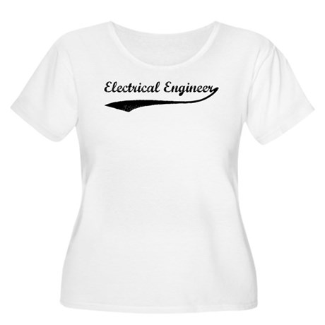Electrical Engineer (vintage) Women's Plus Size Sc