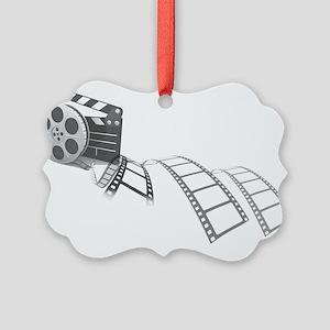 Film Reel Picture Ornament