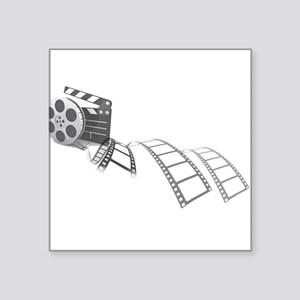 Film Reel Sticker