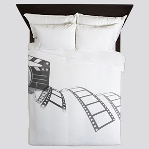 Film Reel Queen Duvet