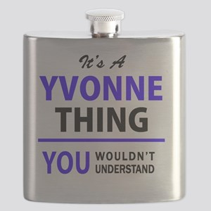 It's YVONNE thing, you wouldn't understand Flask