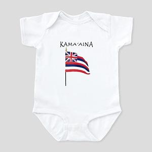 Native Born Hawaiian Infant Bodysuit