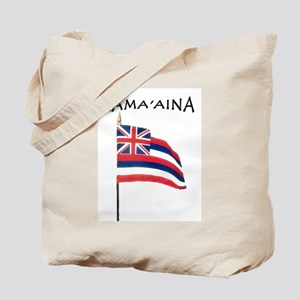 Native Born Hawaiian Tote Bag