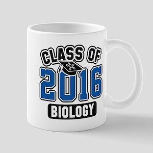 Class Of 2016 Biology Mug
