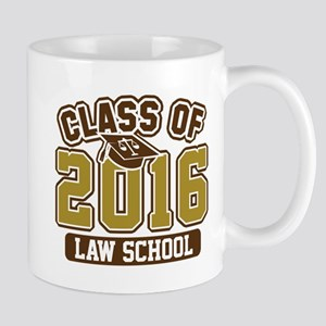 Class Of 2016 Law Mug