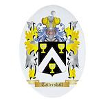 Tattershall Oval Ornament