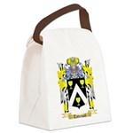 Tattersall Canvas Lunch Bag