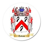 Tattam Round Car Magnet