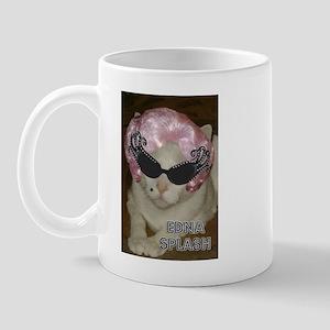 Dame Edna Splash Mug