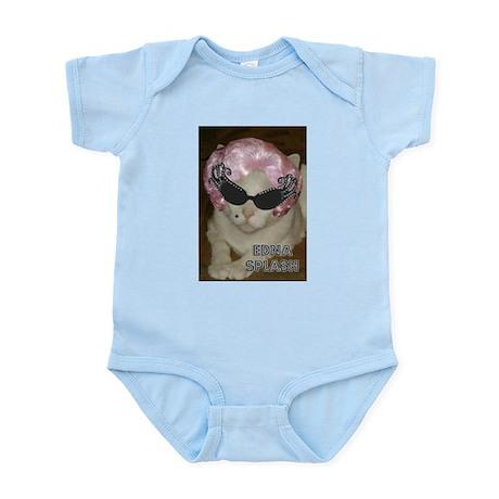 Dame Edna Splash Infant Bodysuit