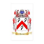 Tatem Sticker (Rectangle 50 pk)