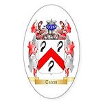 Tatem Sticker (Oval)