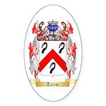 Tatem Sticker (Oval 50 pk)