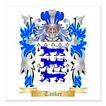 Tasker Square Car Magnet 3