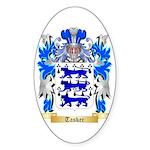 Tasker Sticker (Oval 50 pk)