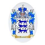Tasker Oval Ornament