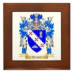 Tarpey Framed Tile