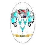 Tappin Sticker (Oval 50 pk)