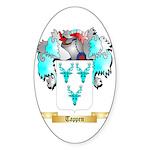 Tappen Sticker (Oval 50 pk)