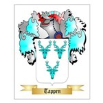 Tappen Small Poster