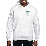 Tappe Hooded Sweatshirt