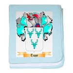 Tappe baby blanket