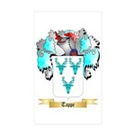 Tappe Sticker (Rectangle 50 pk)