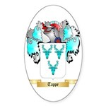 Tappe Sticker (Oval 10 pk)