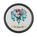 Tappe Large Wall Clock
