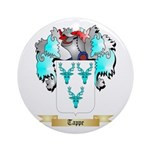Tappe Round Ornament