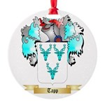 Tapp Round Ornament